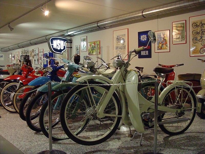 File:NSU Mopeds - Flickr - KlausNahr.jpg