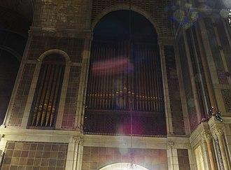 St. Bartholomew's Episcopal Church (Manhattan) - Image: NYC St. Bartholomew's 02
