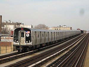 R160 (New York City Subway car)