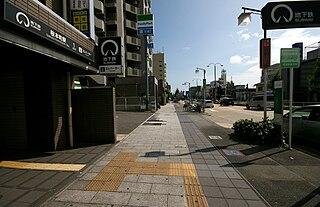 Sakura-hommachi Station Metro station in Nagoya, Japan