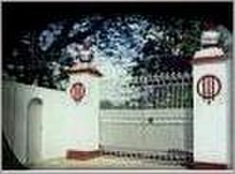 Nalanda College, Colombo - Main Entrance to College