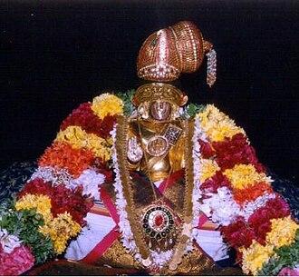 Vaishnavism - Nammalvar