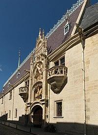 Nancy - palais ducal, façade (2).jpg