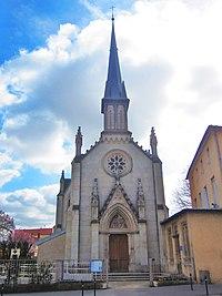 Nancy chapelle de l'ancien couvent des oblats.JPG