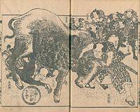 Nansō Satomi Hakkenden cover