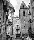Napoli, campanile della Pietrasanta 1.jpg