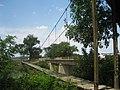 Narrow suspension bridge Grozdovo - panoramio.jpg