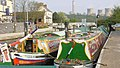 Narrowboats at Trent Lock - geograph.org.uk - 3824.jpg