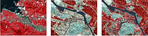 Sestao - Image: Nasa, Visible Earth Project