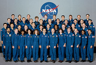 NASA Astronaut Group 16
