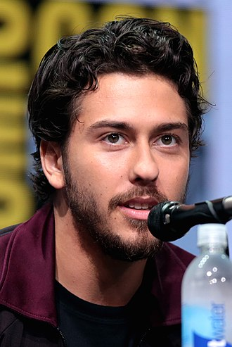 Nat Wolff - Wolff at the 2017 San Diego Comic-Con