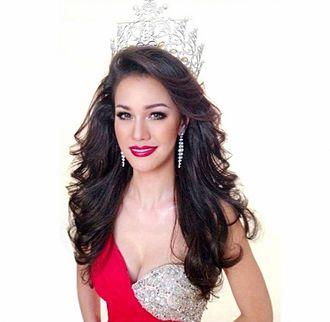 Natalie Kanyapak Phoksomboon - Natalie Kanyapak Phoksomboon, Miss Thailand World 2013