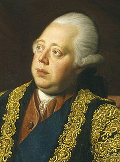 Prime Minister of Great Britain from 1770 to 1782