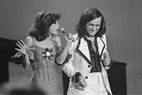 Nationaal Songfestival 1976 - Rosy & Andres (cropped).jpg