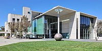 National Gallery from SW, Canberra Australia.jpg