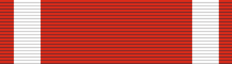 Orders, decorations, and medals of Brazil - Image: National Order of Merit Knight (Brazil) ribbon bar