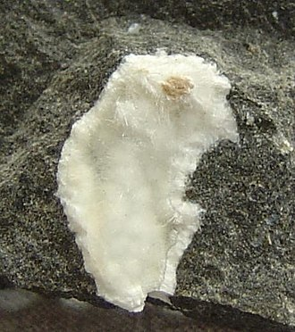 Zeolite - Natrolite from Poland