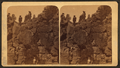 Natural bridge near Raton, from Robert N. Dennis collection of stereoscopic views.png