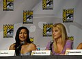 Naya Rivera & Heather Morris (4852311759).jpg