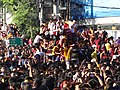 Nazareno Traslacion 2020 - Ayala Bridge, andas close-up (Quiapo, Manila; 01-09-2020).jpg