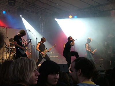 Picture of a band or musician: Neaera