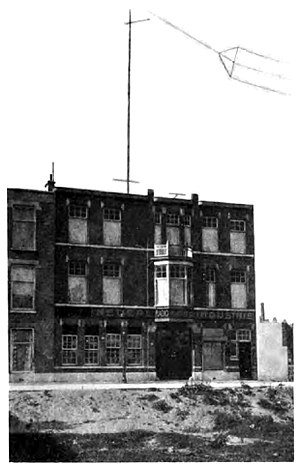 PCGG - Image: Nederlandsche Radio Industrie building (1921)