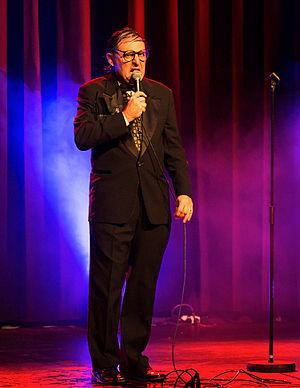 Neil Hamburger - Neil Hamburger at Crap Comedy Festival, Oslo in 2016