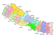 Subdivisions of Nepal