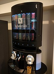 Automatic Capsule Coffee Machine