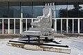Neuhaus Museum Liaunig Eingangsbereich Kunstguss Sarkophag 08012015 9983.jpg