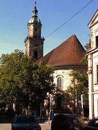 Neustädter Kirche, Erlangen