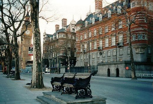 New-Scotland-Yard-Victorian-building-Big-Ben-1890