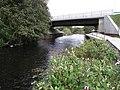 New bridge, Omagh - geograph.org.uk - 245729.jpg