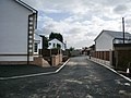 New houses on Waters Nook Road, Westhoughton - geograph.org.uk - 707678.jpg