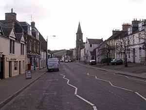 Newburgh, Fife - Image: Newburgh fife