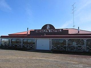 Newlyn, Victoria Town in Victoria, Australia