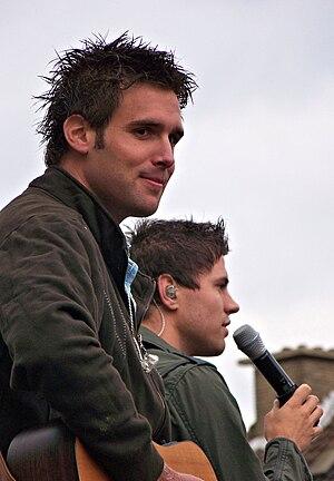 Nick & Simon - Image: Nick&Simon Assen 2007