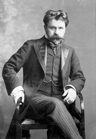 Arthur Nikisch - Arthur Nikisch in 1901.