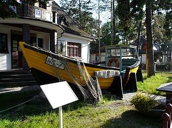 Polski: Muzeum Rybołówstwa MorskiegoEnglish: Marine Fishery Museum