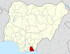 Аква-Ибом на карте