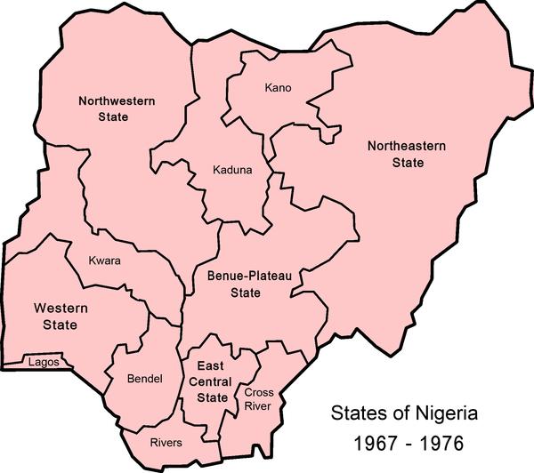 States of Nigeria - Wikiwand