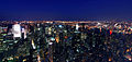 Night view from empire state.JPG