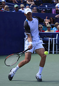 Nikolay Davydenko at the 2009 US Open 01.jpg
