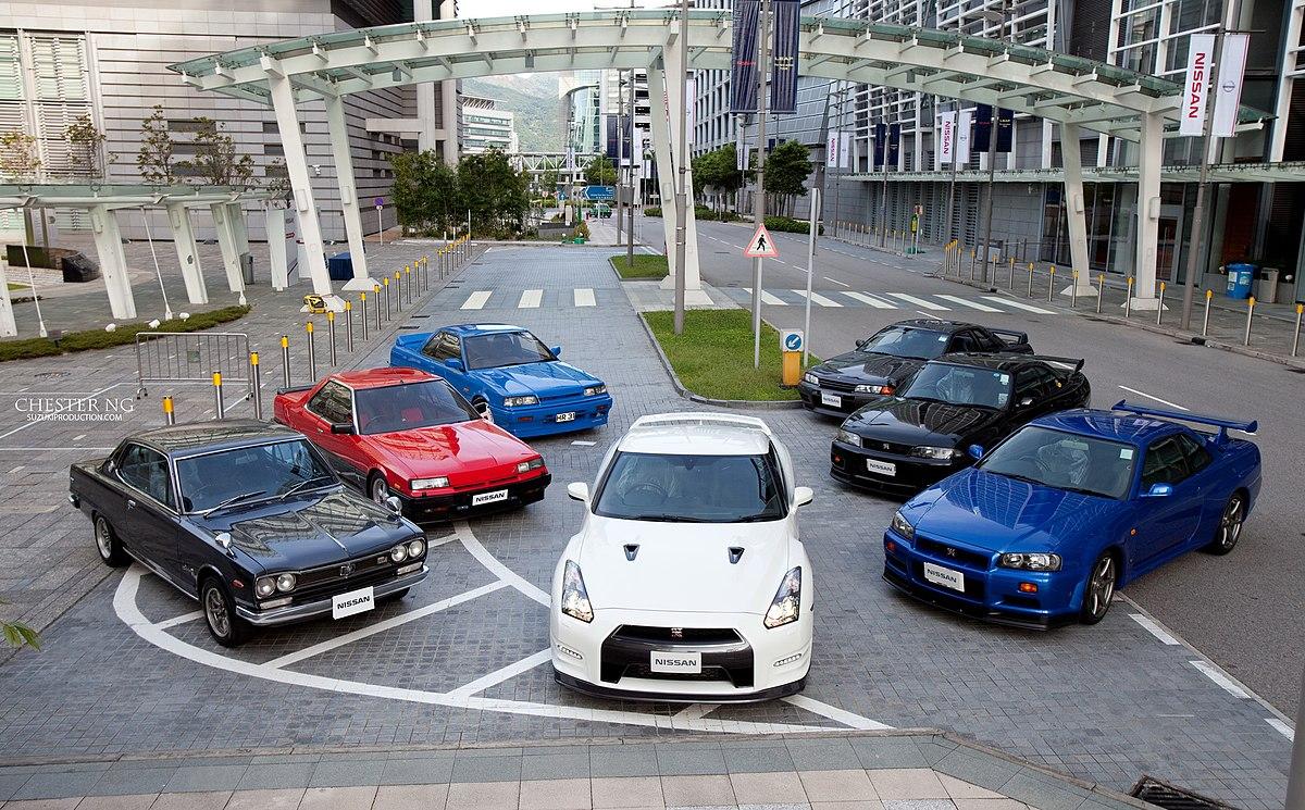 Nissan Skyline Wikip 233 Dia