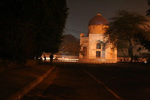 Barakhamba - Image: Nizamuddin circle