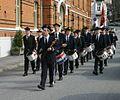 Nordnæs bataljon, marching.jpg