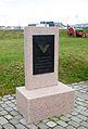 Norwegian police troops memorial Akershus Fortress (2014).jpg