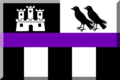 Notts County footie flag.png