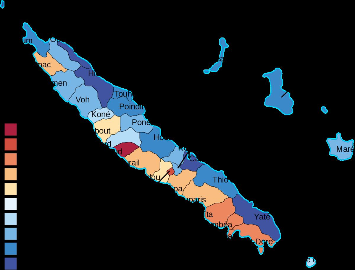 Référendum de 2020 sur l'indépendance de la Nouvelle-Calédonie — Wikipédia