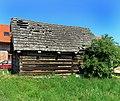 Nová Ves u Bakova, old house.jpg